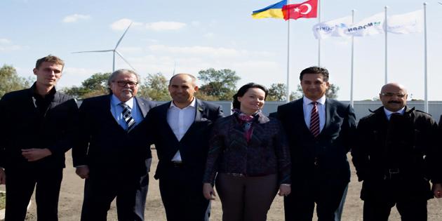 UKRAYNA'DA TÜRK RÜZGARI ESMEYE DEVAM EDECEK…