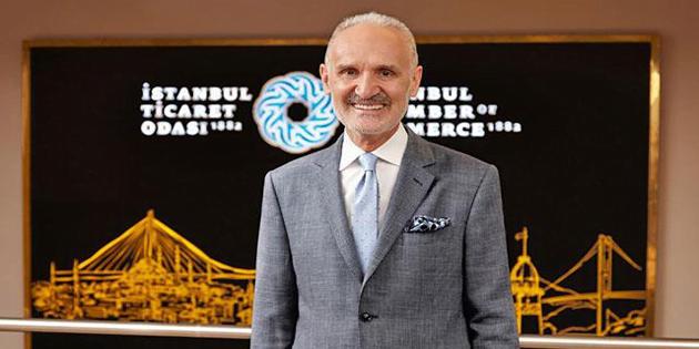 İstanbul Ticaret Odası Milli Dayanışma Kampanyasına  BEŞMİLYON TL katkı sağlayacak
