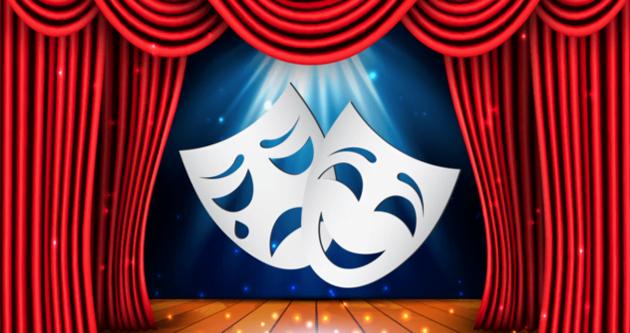 Dünya Tiyatrolar Gününde  virüs nedeniyle perdelerini açamıyor…