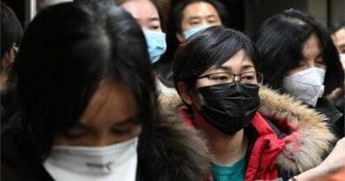 Çin'de günlük Covid-19 vaka sayısı 40'a indi