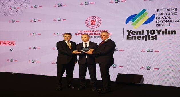 Yeşil Dönüşüm Ormanları Projesi Limak Enerji'ye Ödül Getirdi!