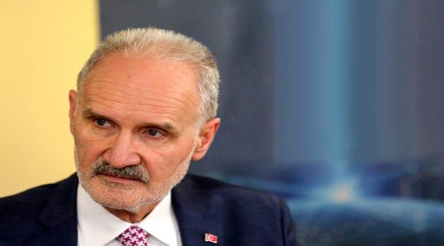 İTO Başkanı Avdagiç'ten Pençe-Kaplan Operasyonu'na destek mesajı…