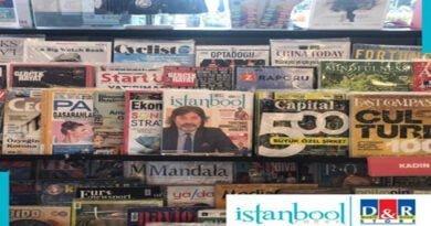 """İş Dünyasının yeni dergisi """"İstanbool Today…"""
