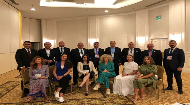 Küresel Gazeteciler Konseyi Alanya'da toplandı…