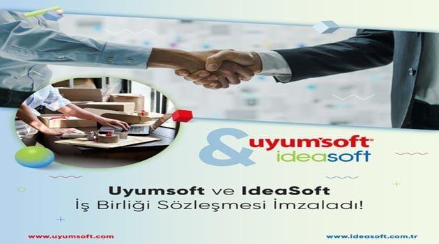 IdeaSoft, e-Dönüşüm çözümlerinde partner olarak Uyumsoft'u seçti