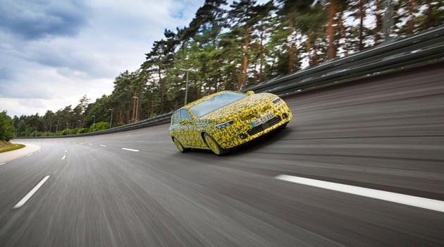 Yeni Opel Astra, Zorlu Test Maratonunun Sonuna Geldi..