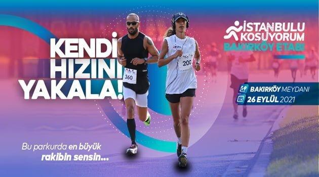 Koşucular Bu Pazar Bakırköy'de Buluşuyor