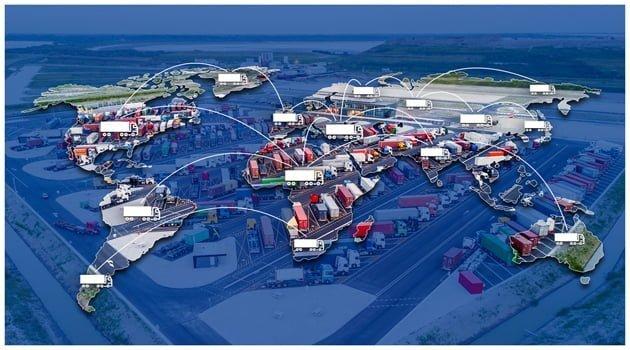 KOBİ'lerden, her gun 300 bin kamyon yük çıkıyor