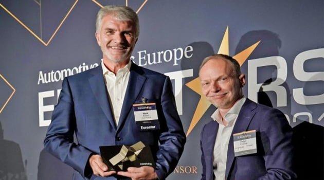 Opel Tasarım Başkan Yardımcısı Mark Adams Eurostar 2021 Seçildi