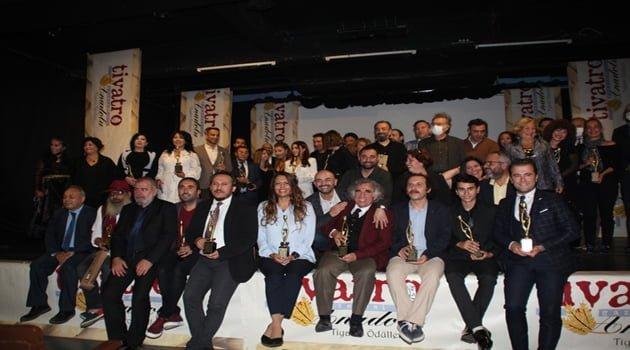 İBB Şehir Tiyatroları 7. Anadolu Uluslararası Tiyatro Ödülleri'nde 2 Ödüle Layık Görüldü