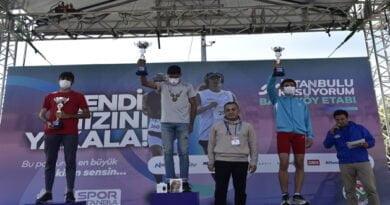 İstanbul Maratonu Öncesi Son Prova Üsküdar'da Yapıldı